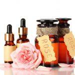 Aceite de rosas y agua de rosas – propiedades y uso.